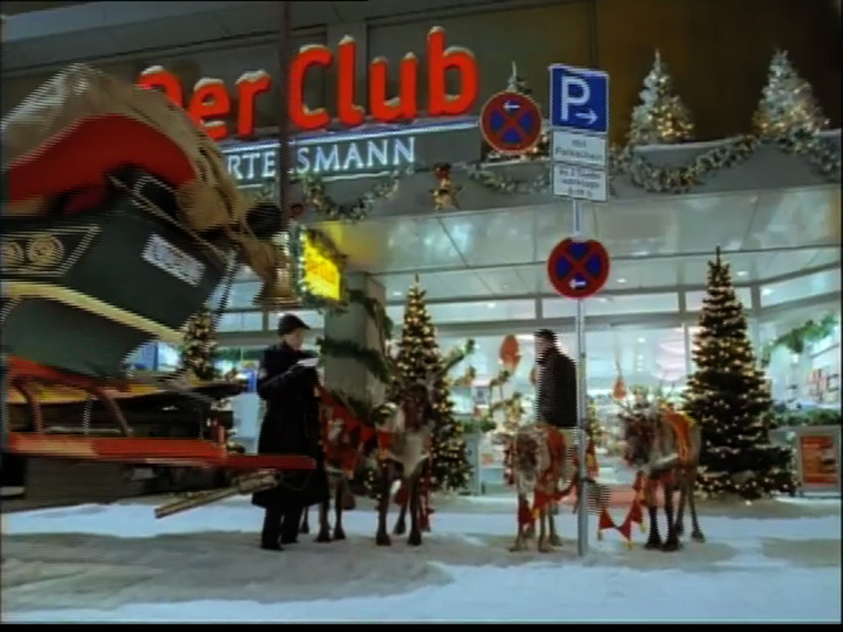 "Club Bertelsmann ""Stopping Restriction"""