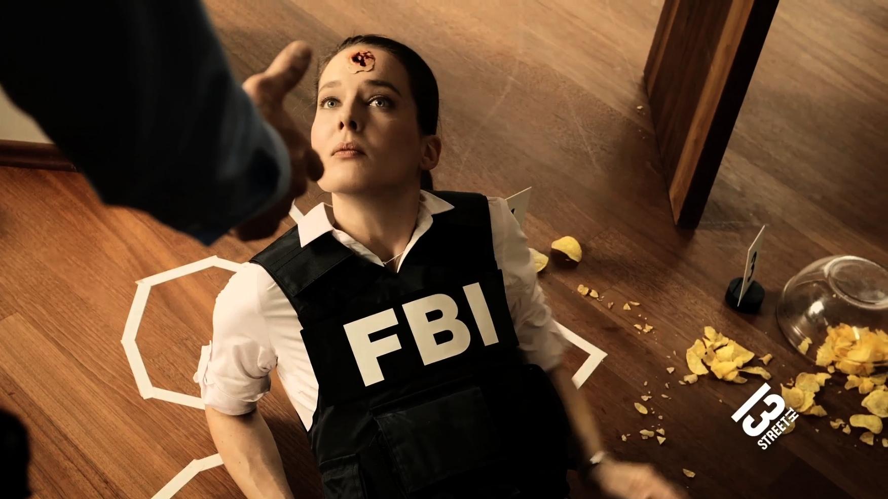 """Criminal Minds """"Scene of Crime"""" 13th Street"""