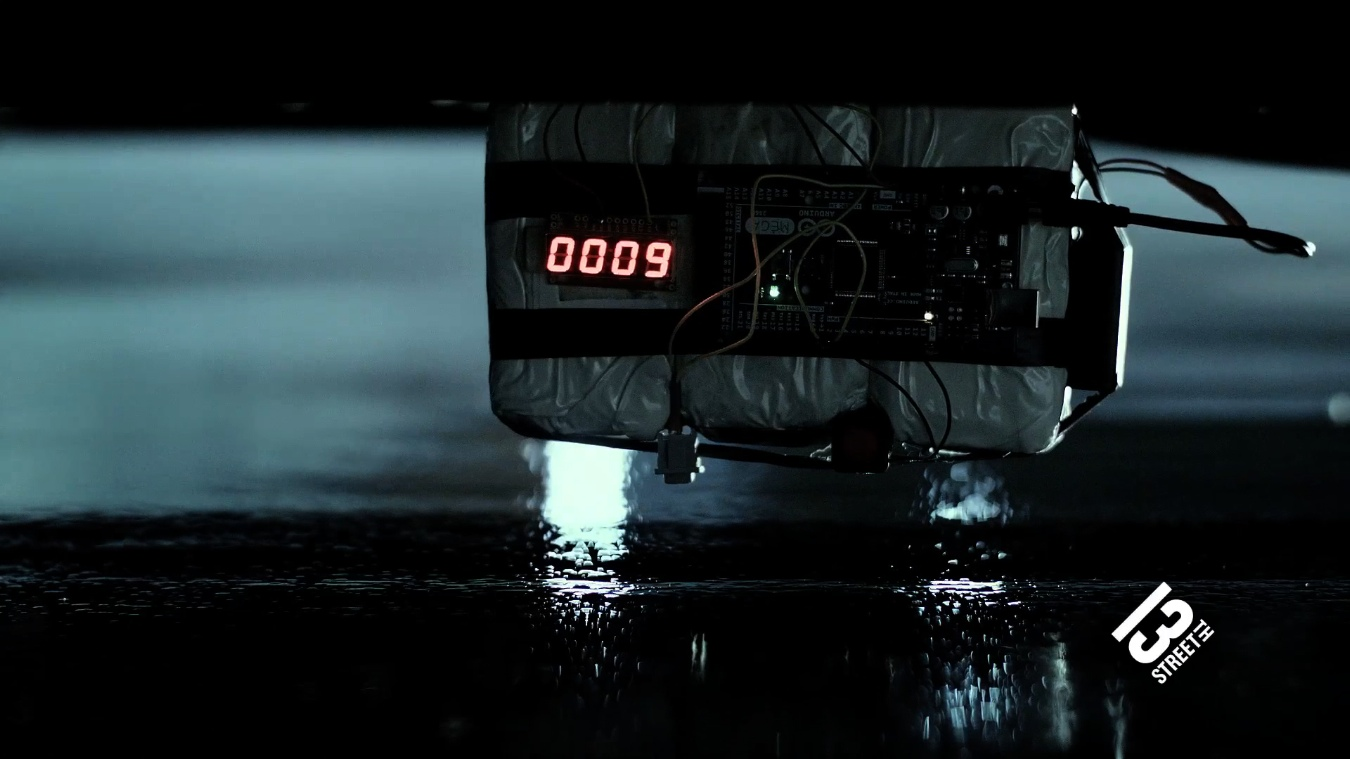 "Criminal Minds ""Time Bomb"" 13th Street"