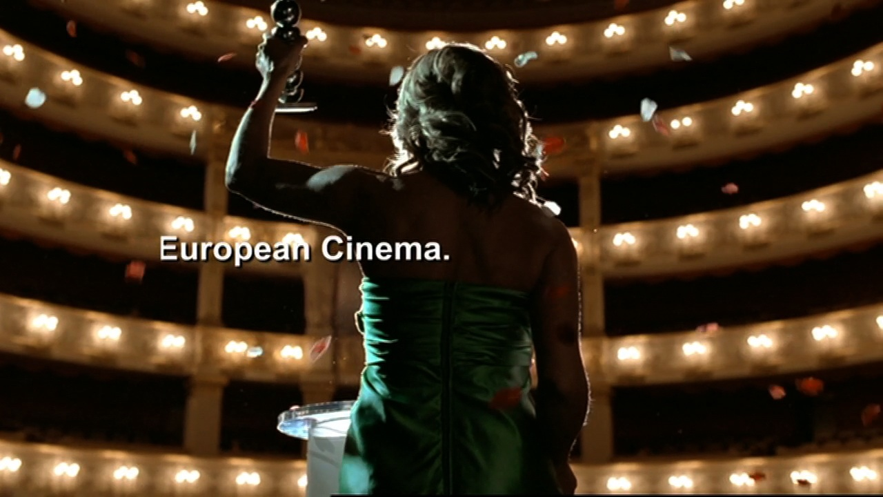 "EU Media European Cinema ""This is to all of you"""