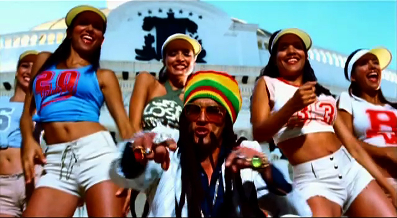 "Expedia.de MTV-Version ""Rasta Man"""