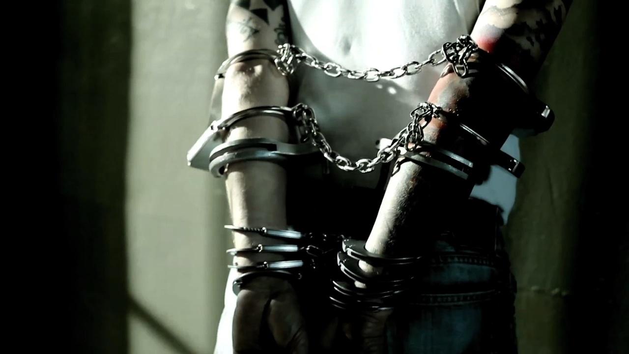 "13th Street Law & Order ""Handcuffs"""