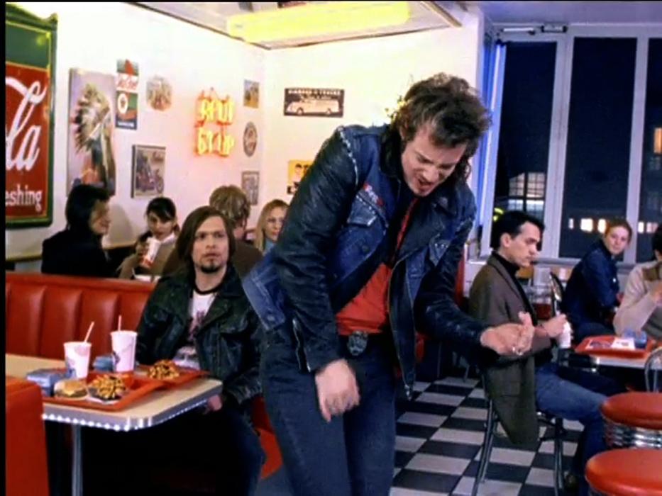 """McDonald's Rock 'n' Royal """"Air Guitar"""""""