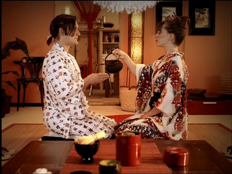 """McDonald's Asian Weeks """"Tea-Ceremony"""""""