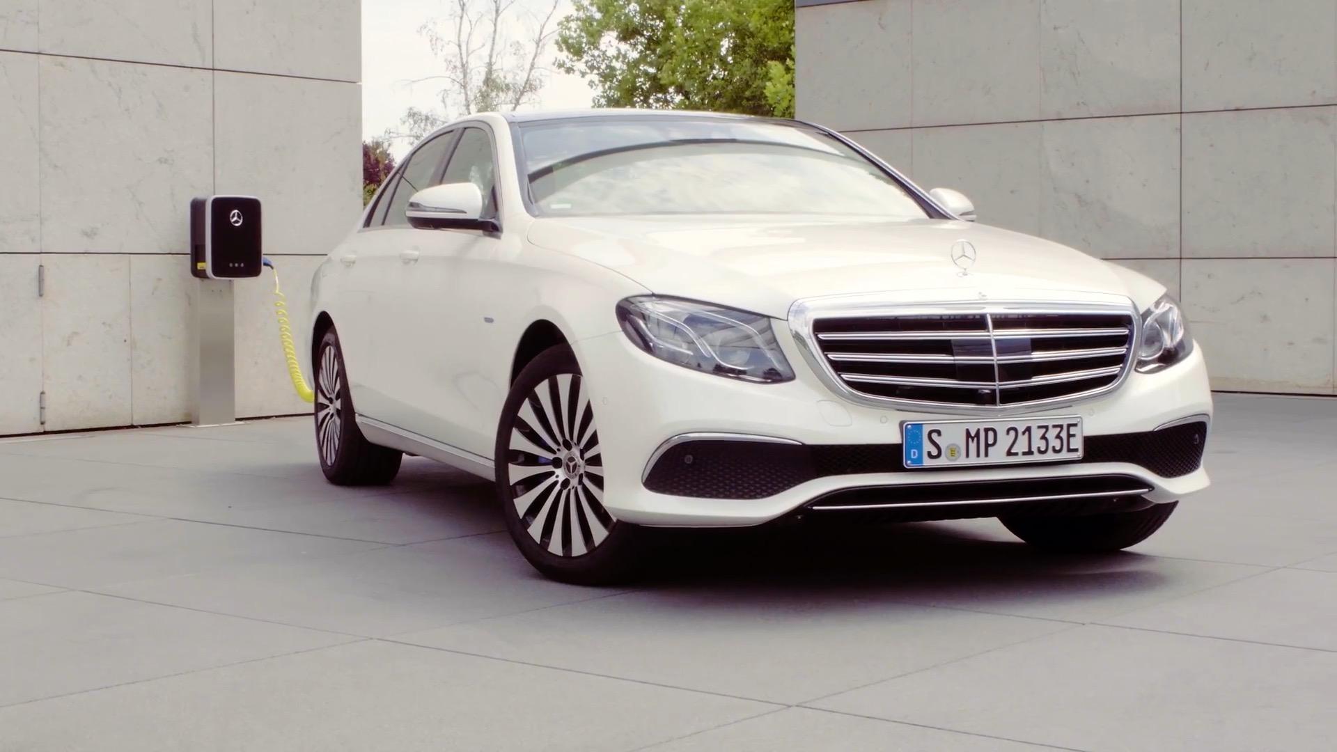 Mercedes-Benz eMobility E350e